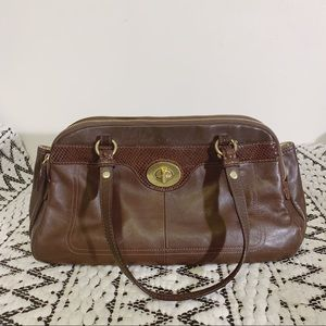 Authentic Coach Penelope Satchal leather LIKE NEW